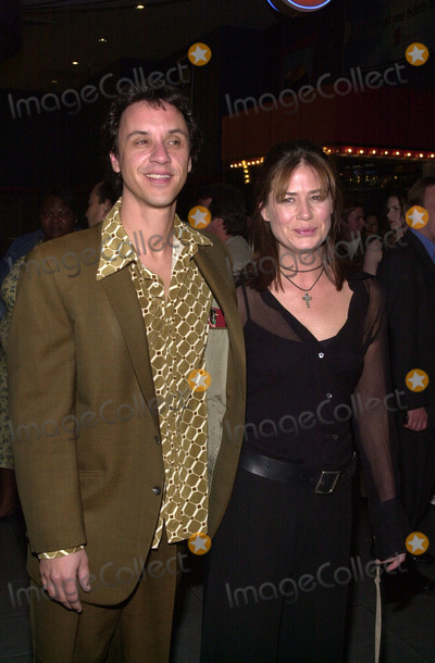 Maura Tierney and billy morrissette