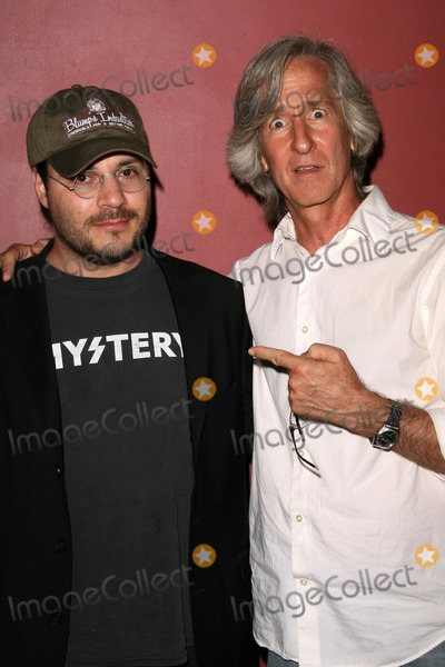 Adam Rifkin Photo - Adam Rifkin and Mick Garrisat the Preview Screening of National Lampoons Homo Erectus Egyptian Theatre Hollywood CA 07-09-08