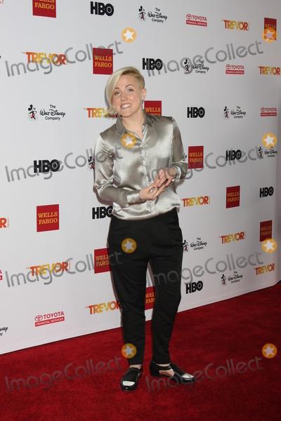 Hannah Hart Photo - Hannah Hartat the TrevorLIVE Gala Hollywood Palladium Hollywood CA 12-06-15