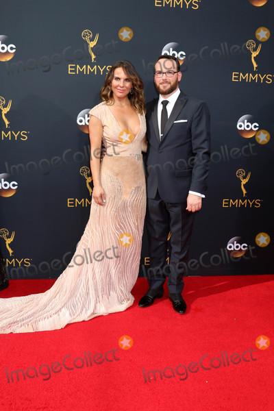 Dana Brunetti Photo - Kate del Castillo Dana Brunettiat the 68th Annual Primetime Emmy Awards Arrivals Microsoft Theater Los Angeles CA 09-18-16