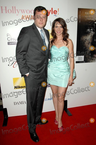 Janie Bryant Photo - Michael Gladis and Janie Bryant at the Hollywood Lifes 5th Annual Hollywood Style Awards Pacific Design Center West Hollywood CA 10-12-08