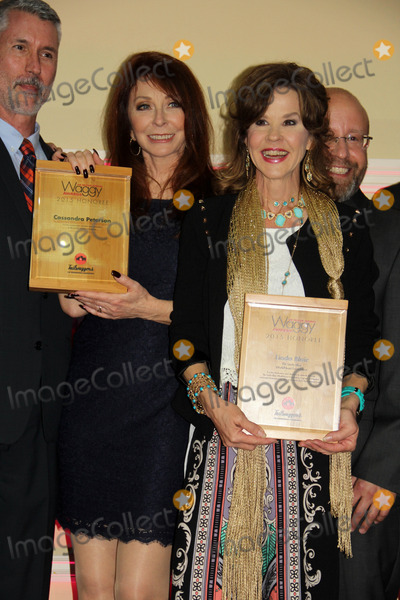 Linda Blair Photo - Cassandra Peterson Linda Blairat the 2nd Annual Waggy Awards to Benefit the Tailwaggers Foundation Taglyan Complex Hollywood CA 02-08-15