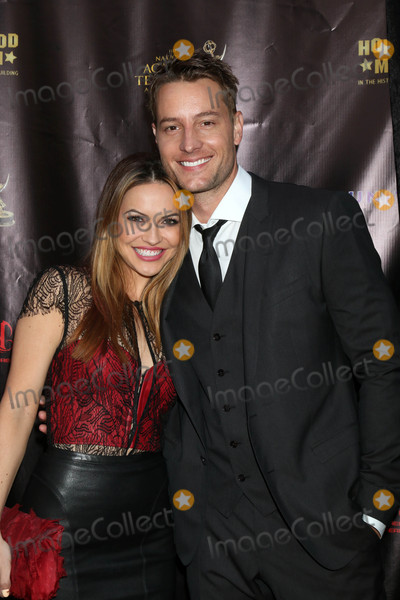 Justin Hartley Photo - Chrishell Stause Justin Hartleyat the 2016 Daytime EMMY Awards Nominees Reception Hollywood Museum Hollywood CA 04-27-16