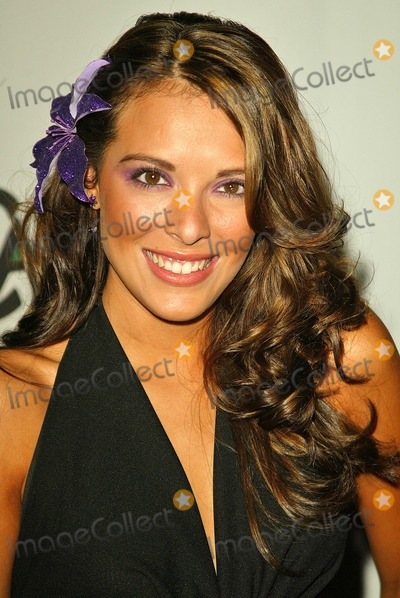 Carlos Santana Photo - Jessica Alvero Miss El Salvador at the Deborah and Carlos Santana Milagro Foundation Benefit on the rooftop of the Hyatt On Sunset West Hollywood CA 08-31-04