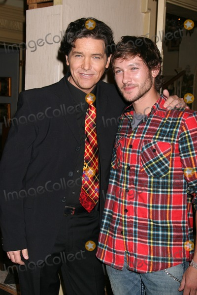 Michael Graziadei Photo - Michael Damian  Michael Graziadei  on the set of THe Young  The Restless  celebrating  Jeanne Coopers 80th Birthday in Los Angeles CA onOctober 24 2008