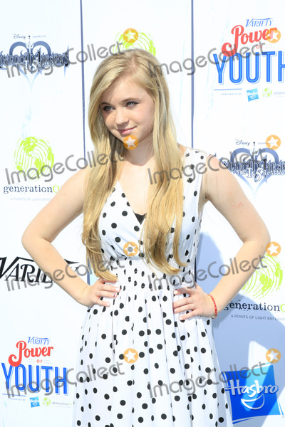 Sierra McCormick Photo - LOS ANGELES - JUL 27  Sierra McCormick at the Varietys Power of Youth  at Universal Studios Backlot on July 27 2013 in Los Angeles CA