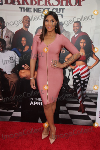 Tamar Braxton Photo - LOS ANGELES - APR 6  Tamar Braxton at the Barbershop - The Next Cut Premiere at the TCL Chinese Theater on April 6 2016 in Los Angeles CA