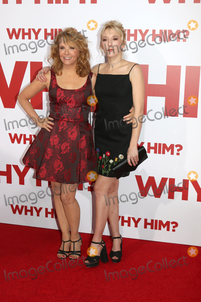 Lea Thompson Photo - LOS ANGELES - DEC 17  Lea Thompson Madelyn Deutch at the Why Him Premiere at Bruin Theater on December 17 2016 in Westwood CA