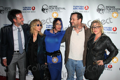 Alexis Arquette Photo - LOS ANGELES - APR 8  David Arquette Rosanna Arquette Alexis Arquette Richmond Arquette Patricia Arquette at the Indian Film Festival Premiere of Sold at ArcLight Hollywood Theaters on April 8 2014 in Los Angeles CA