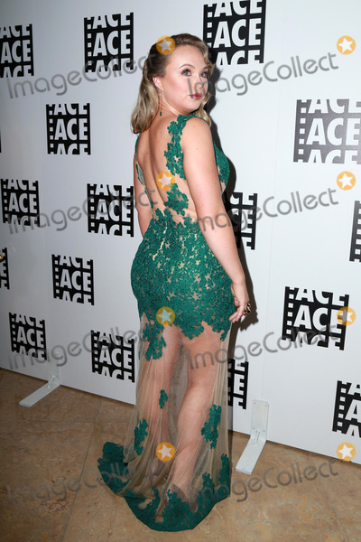 Amanda Fuller Photo - LOS ANGELES - JAN 30  Amanda Fuller at the 65th Annual ACE Eddie Awards at a Beverly Hilton Hotel on January 30 2015 in Beverly Hills CA