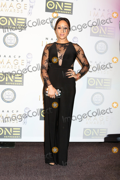 Tamera Mowry Photo - LOS ANGELES - FEB 10  Tamera Mowry-Housley at the Non-Televisied 48th NAACP Image Awards at Pasadena Conference Center on February 10 2017 in Pasadena CA