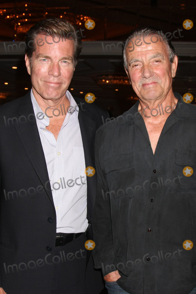 Peter Bergman Photo - LOS ANGELES - AUG 15  Peter Bergman Eric Braeden at the The Young and The Restless Fan Club Event at the Universal Sheraton Hotel on August 15 2015 in Universal City CA