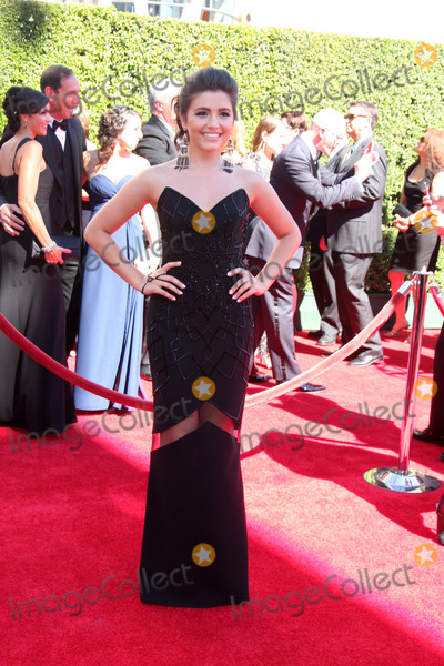 Ana Golja Photo - LOS ANGELES - AUG 16  Ana Golja at the 2014 Creative Emmy Awards - Arrivals at Nokia Theater on August 16 2014 in Los Angeles CA