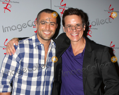Marco Dapper Photo - LOS ANGELES - AUG 24  Marco Dapper Christian LeBlanc at the Young  Restless Fan Club Dinner at the Universal Sheraton Hotel on August 24 2013 in Los Angeles CA