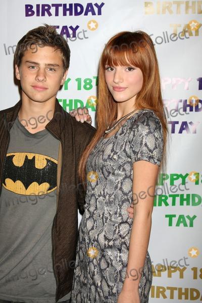 Bella Thorne And Garrett Backstrom Garrett Backstr...