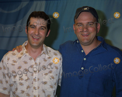 Anthony Clark Photo - CBS Television Critics Tour Summer 2003 PartyHollywood  Highland Lucky Strike Bowling AlleyHollywood CAJuly 20 2003ANTHONY CLARK  MIKE OMALLEY