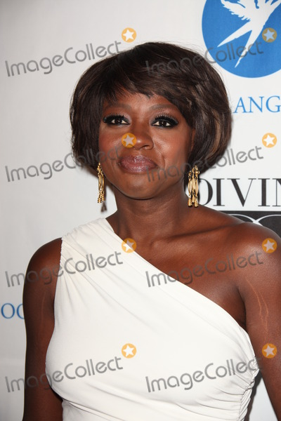 Divine Photo - LOS ANGELES - DEC 7  Viola Davis arrives at the Project Angel Foods 2011 Divine Design Gala at Beverly Hilton on December 7 2011 in Beverly Hills CA
