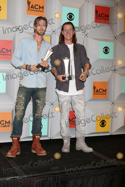Brian Kelley Photo - LAS VEGAS - APR 3  Brian Kelley Tyler Hubbard Florida Georgia Line at the 51st Academy of Country Music Awards at the MGM Grand Garden Arena on April 3 2016 in Las Vegas NV