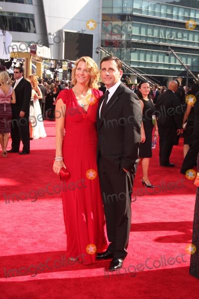 steve carell wife. Steve Carell and wife Nancy