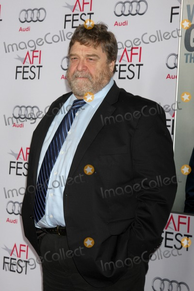 John Goodman Photo - LOS ANGELES - NOV 10  John Goodman at the Gambler Screening at AFI Film Festival at the Dolby Theater on November 10 2014 in Los Angeles CA