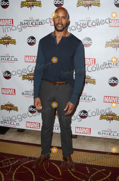 Henri Simmons Photo - LOS ANGELES - SEP 19  Henry Simmons at the Agents Of SHIELD Season 4 Premiere at the Pacific Theater at The Grove on September 19 2016 in Los Angeles CA