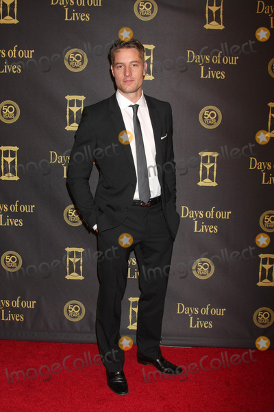 Justin Hartley Photo - LOS ANGELES - NOV 7  Justin Hartley at the Days of Our Lives 50th Anniversary Party at the Hollywood Palladium on November 7 2015 in Los Angeles CA