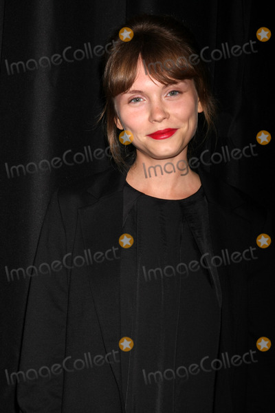 Agata Trzebuchowska Photo - LOS ANGELES - JAN 10  Agata Trzebuchowska at the 40th Annual Los Angeles Film Critics Association Awards at a Intercontinental Century City on January 10 2015 in Century City CA