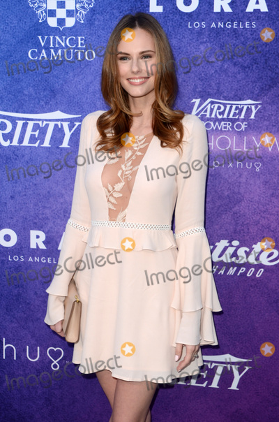 Alyssa Campanella Photo - LOS ANGELES - AUG 16  Alyssa Campanella at the Variety Power of Young Hollywood Event at the Neuehouse on August 16 2016 in Los Angeles CA