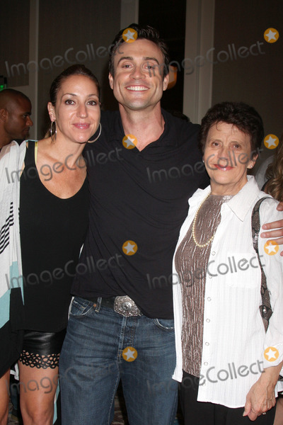 Daniel Goddard Photo - LOS ANGELES - AUG 24  Rachael Marcus Goddard Daniel Goddard Mom at the Young  Restless Fan Club Dinner at the Universal Sheraton Hotel on August 24 2013 in Los Angeles CA
