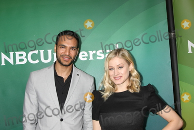 Arjun Gupta Photo - LOS ANGELES - JAN 14  Arjun Gupta Olivia Taylor Dudley at the NBCUniversal Cable TCA Press Day Winter 2016 at the Langham Huntington Hotel on January 14 2016 in Pasadena CA