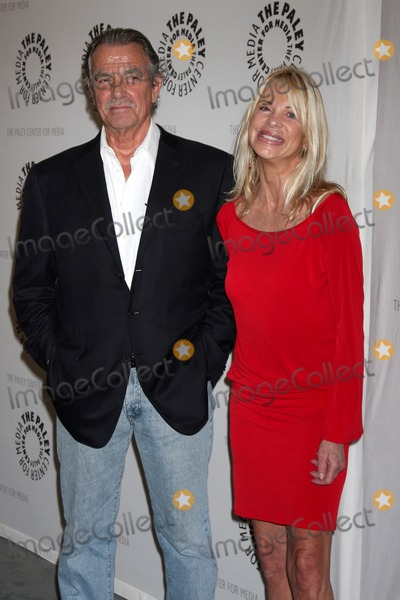 Roberta Leighton Photo - LOS ANGELES - AUG 23  Eric Braeden Roberta Leighton arrives at The Young  Restless Celebrating 10000 Episodes at Paley Center for Media on August 23 2012 in Beverly Hills CA