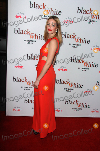Lily Costner Photo - LOS ANGELES - JAN 20  Lily Costner at the Black Or White Los Angeles Premiere at a Regal Cinemas on January 20 2015 in Los Angeles CA