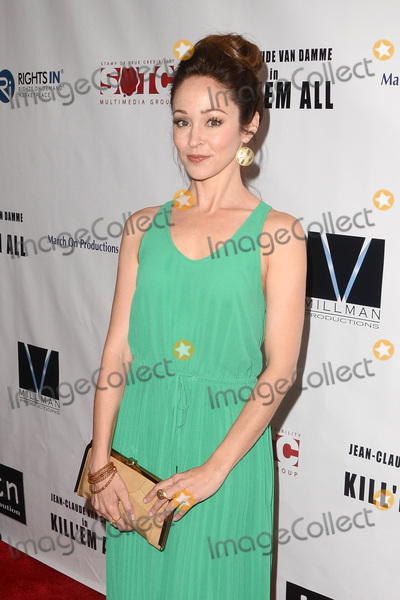 Autumn Reeser Photo - LOS ANGELES - JUN 6  Autumn Reeser at the Kill Em All Premiere at the Harmony Gold Theater on June 6 2017 in Los Angeles CA