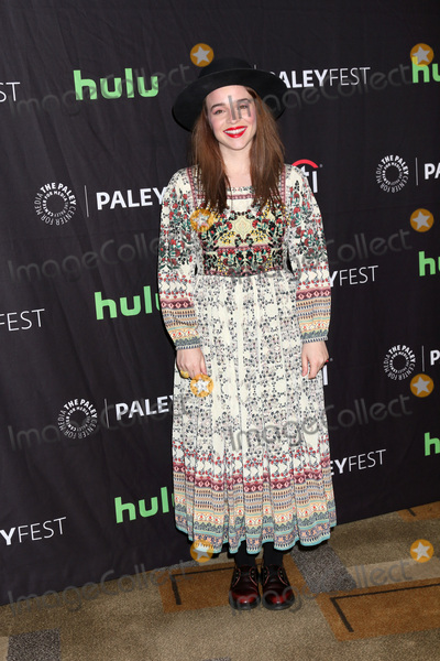 Renee-Felice Smith Photo - LOS ANGELES - MAR 21  Renee Felice Smith at the 34th Annual PaleyFest Los Angeles - NCIS LA at Dolby Theater on March 21 2017 in Los Angeles CA