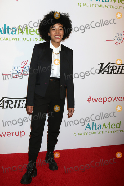 Amandla Stenberg Photo - LOS ANGELES - MAY 12  Amandla Stenberg at the Power Up Gala at the Beverly Wilshire Hotel on May 12 2016 in Beverly Hills CA