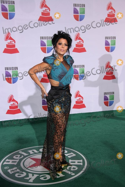 Alejandra Guzman Photo - LOS ANGELES - NOV 10  Alejandra Guzman arrives at the 12th Annual Latin GRAMMY Awards at Mandalay Bay on November 10 2011 in Las Vegas NV