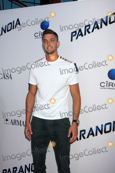 Chandler Parsons Photo - LOS ANGELES - AUG 8  Chandler Parsons arrives at the Paranoia Los Angeles Premiere at the Directors Guild of America on August 8 2013 in Los Angeles CA