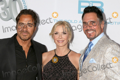 Don Diamont Photo - LOS ANGELES - MAR 18  Thorsten Kaye Katherine Kelly Lang Don DIamont at the The Bold and The Beautiful 30th Anniversary Party at Cliftons Downtown on March 18 2017 in Los Angeles CA