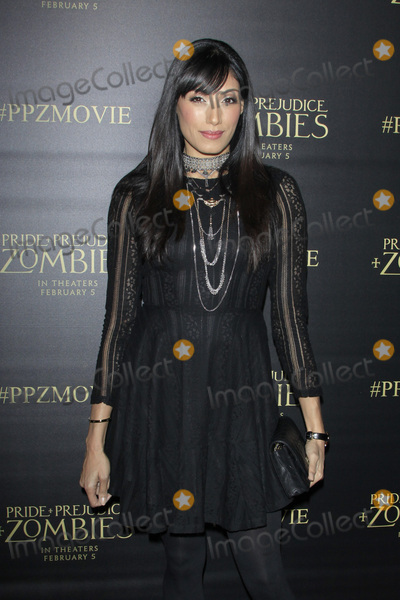Tehmina Sunny Photo - LOS ANGELES - JAN 21  Tehmina Sunny at the Pride And Prejudice And Zombies Premiere at the Harmony Gold Theatre on January 21 2016 in Los Angeles CA