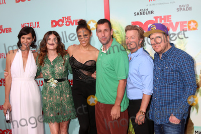 Adam Sandler Photo - LOS ANGELES - MAY 16  Catherine Bell Kathryn Hahn Paula Patton Adam Sandler David Spade Nick Swardson at the The Do-Over Premiere Screening at the Regal 14 Theaters on May 16 2016 in Los Angeles CA