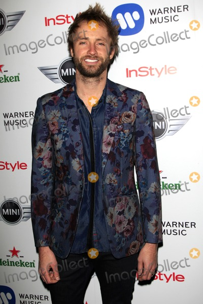 Paul McDonald Photo - LOS ANGELES - FEB 10  Paul McDonald arrives at the Warner Music Group post Grammy party at the Chateau Marmont  on February 10 2013 in Los Angeles CA