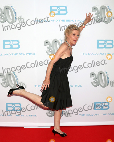 Alley Mills Photo - LOS ANGELES - MAR 18  Alley Mills at the The Bold and The Beautiful 30th Anniversary Party at Cliftons Downtown on March 18 2017 in Los Angeles CA