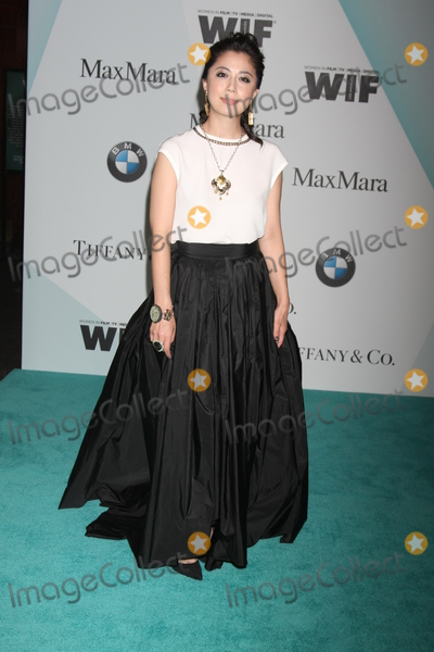 Ayako Fujitani Photo - LOS ANGELES - JUN 16  Ayako Fujitani at the Women In Film 2015 Crystal  Lucy Awards at the Century Plaza Hotel on June 16 2015 in Century City CA
