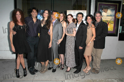 Andy Hirsch Photo - LOS ANGELES - AUG 15  Shari Shaw Vincent Spano Claudia Eva-Marie Graf John Colella Stefanie Fredricks Andy Hirsch Betsy Russell Rick Shaw at the Fort McCoy Premiere at Music Hall Theater on August 15 2014 in Beverly Hills CA