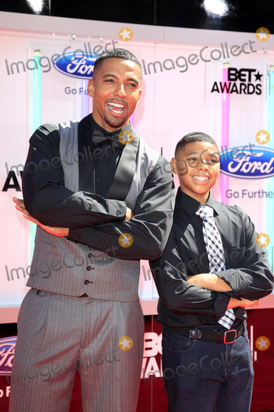 Christian Keyes Photo - LOS ANGELES - JUN 29  Christian Keyes Christian Keyes Jr at the 2014 BET Awards - Arrivals at the Nokia Theater at LA Live on June 29 2014 in Los Angeles CA
