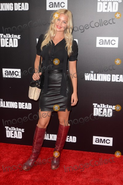 Jennifer Akerman Photo - LOS ANGELES - OCT 23  Jennifer Akerman at the AMCs Special Edition of Talking Dead at Hollywood Forever Cemetary on October 23 2016 in Los Angeles CA