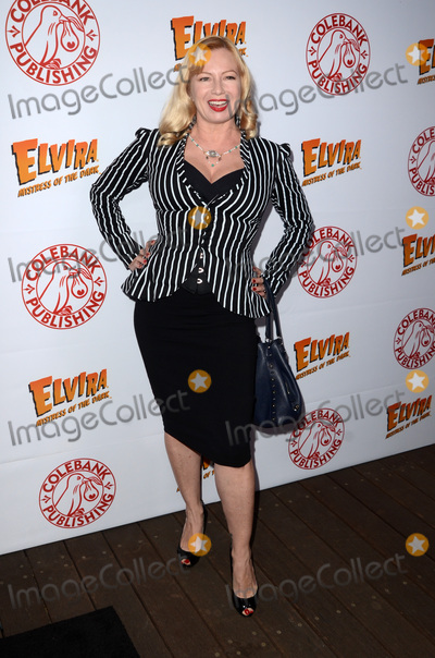 Traci Lords Photo - LOS ANGELES - OCT 17  Traci Lords at the Elvira Mistress Of The Dark Coffin Table Book Launch at Roosevelt Hotel on October 17 2016 in Los Angeles CA