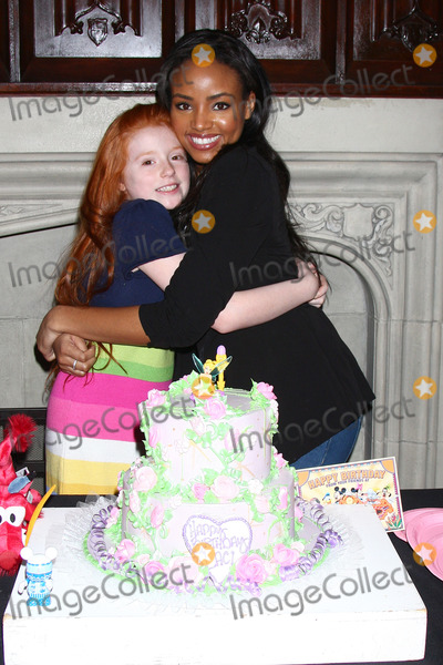Lacianne Carriere Photo - LOS ANGELES - FEB 15  Lacianne Carriere Meagan Tandy at the Lacianne Carriere birthday party at the El Capitan Theater on February 15 2013 in Los Angeles CA