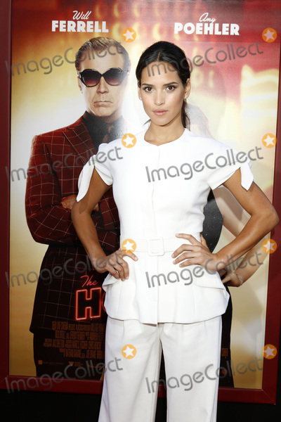 Adria Arjona Photo - LOS ANGELES - JUN 26  Adria Arjona at The House Premiere at the TCL Chinese Theater IMAX on June 26 2017 in Los Angeles CA