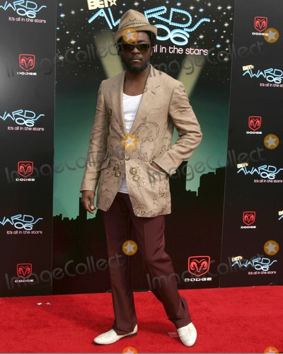 Black Eyed Peas Photo - WillIAm of the Black Eyed PeasBET Awards 2006Shrine AuditoriumLos Angeles CAJanuary 27 2006